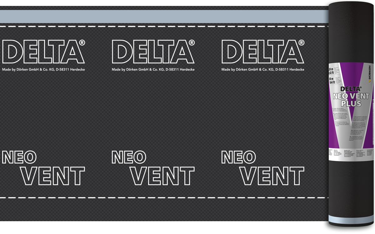 delta neo vent plus d rken. Black Bedroom Furniture Sets. Home Design Ideas